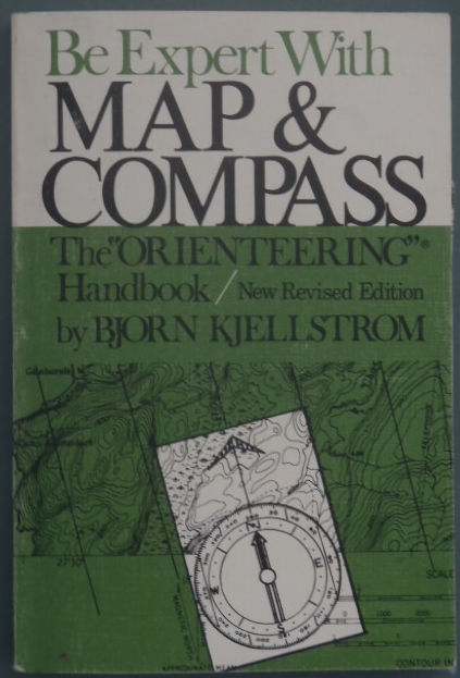 be expert with map  compass