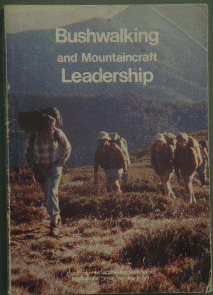 bushwalking  mountaincraft leadership