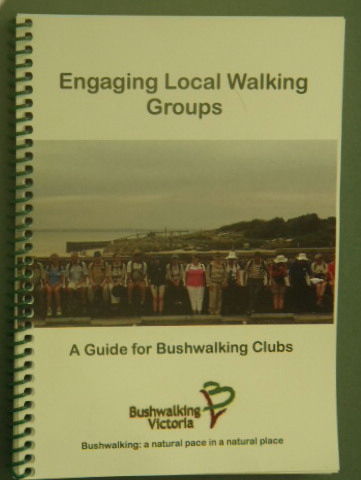 engaging local walking groups
