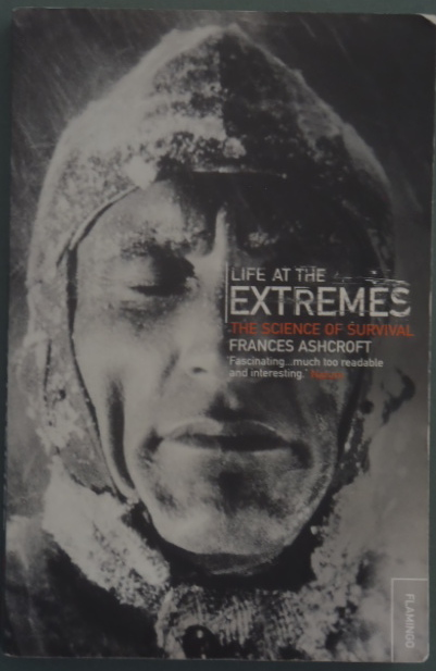 life at the extremes - the science of survival