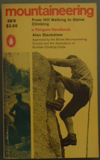 mountaineering - a penguin handbook