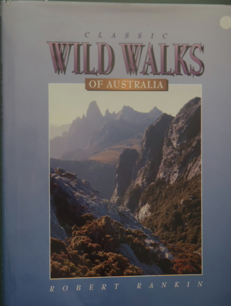 classic wild walks of australia - book  cd