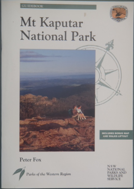 mt kaputar nation park - guidebook