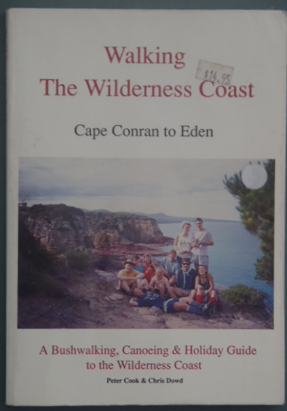 walking the wilderness coast - cape conran to eden