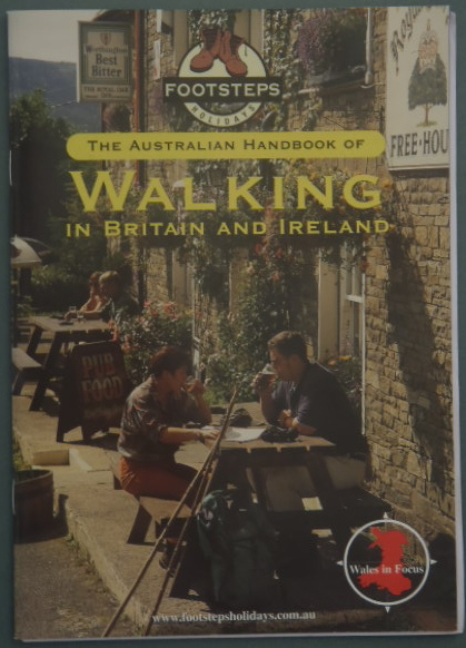 the australian handbook of walking in grt britain  ireland