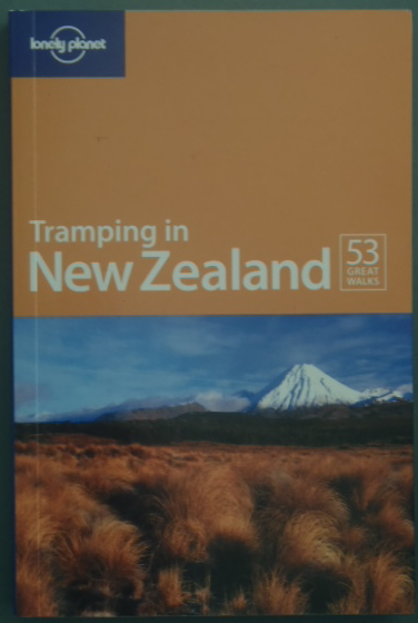 tramping in new zealand - Lonely Planet Guide