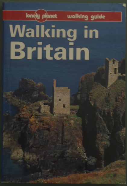 walking in britain - lonely planet guide