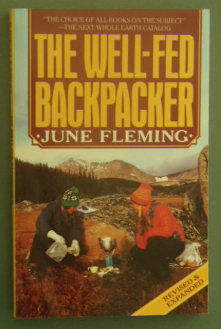 the well-fed backpacker