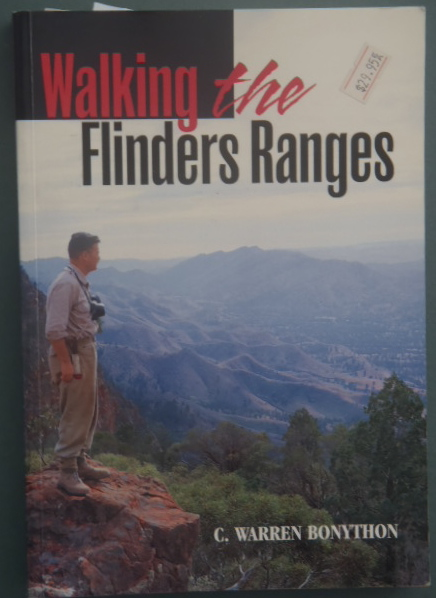 walking the flinders ranges