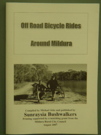 offroad bike rides around mildura