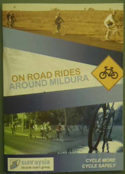 on road rides around mildura