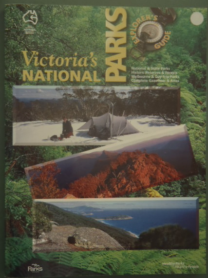 victorias national park - explorers guide